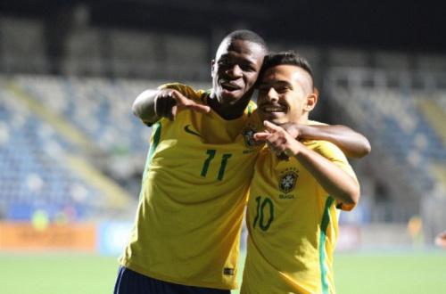Vinicius Jr não se apresenta à Seleção e fica fora do Mundial Sub-17
