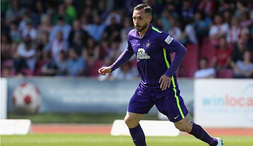 2. Liga: Tiffert verlängert in Aue bis 2018