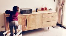 Is baby-proofing your home a waste of time?