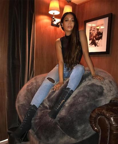 Lala Anthony Tests Out Khloe Kardashian's Line