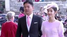 Chinese billionaire under investigation for rape attended Princess Eugenie's wedding