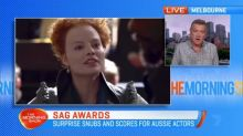 Surprise inclusions in SAG Award nominations