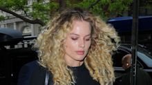 Margot Robbie Just Debuted Curly Hair for the First Time