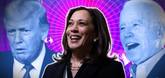 How does Kamala Harris change the presidential race?