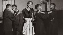 The big picture: Jürgen Schadeberg's portrait of singers in 1950s South Africa