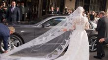 Nicky Hilton Got Her Dress Caught In A Car Wheel And Flashed Everyone At Her Wedding Yesterday