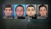 Suspect in murders of 4 Pennsylvania men had 40 prior encounters with police