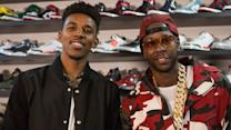 Most Expensivest S*** - Nick Young & 2 Chainz Shop for $25K Jordans