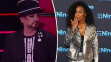 Kelly Rowland reveals why she feuds with Boy George on The Voice