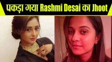 Rashmi Desai Revealed she had Spoken to Disha a Day before her Death
