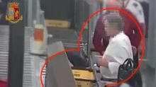Fiumicino, tenta di rubare soldi ai controlli: arrestato