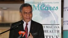 No sign of Covid-19 on Genting Dream liner so far, says health minister