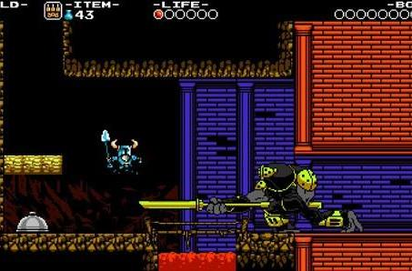 Finding solace in anger with the 8-bit inspired Shovel Knight