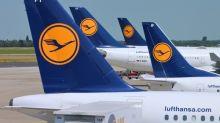 Lufthansa: Mit vollem Schub nach oben