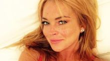 Lindsay Lohan lost half her finger in a gruesome boating accident