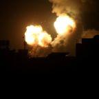 Israeli jets strike Islamic Jihad targets in Syria and Gaza: Israeli military