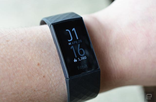 Fitbit's Charge 4 can wake you up when you feel well-rested