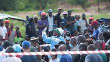 8 miners rescued in Zimbabwe; dozens more feared dead
