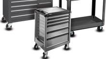 Vidmar Introduces E-Series™ Mobile Cabinet Line