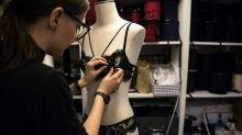 Designer hopes green lingerie takes off