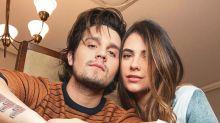 Luan Santana e Jade Magalhães antecipam plano de morar juntos por causa da quarentena