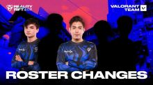 Reality Rift swop Valorant roster, citing age restrictions as a factor