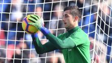 Genoa goalkeeper Perin tests positive for COVID-19