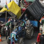 India's Republic Day marked with massive farmer protests