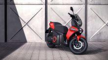 Así es la primera moto de SEAT: eléctrica y equivalente a una 125