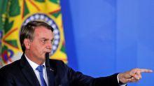 "La advertencia de Bolsonaro a Biden por la Amazonia: ""tenemos pólvora"""