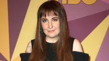 Lena Dunham Shares Topless Photo After Opening Up About Hysterectomy
