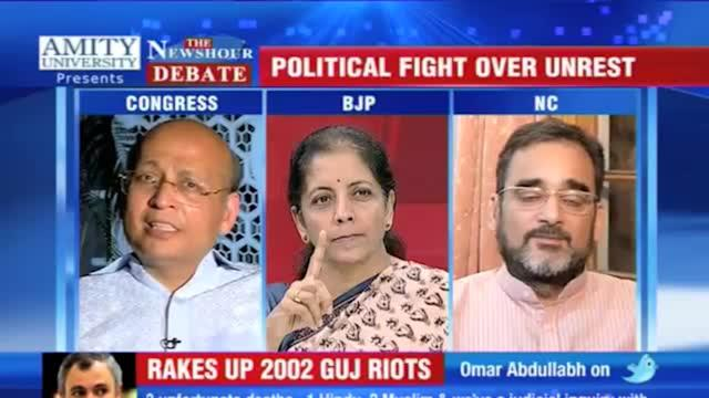 Debate: Quoting Gujarat to defend Kishtwar - 4