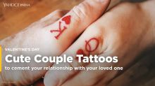 This Valentine's Day - cement your love with these couples' tattoos
