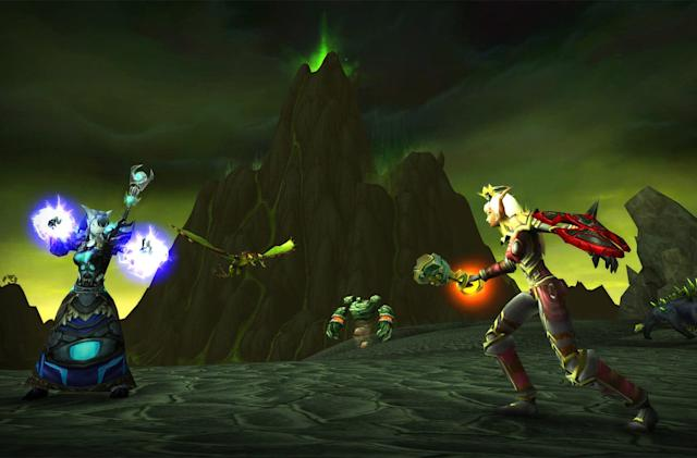 'World of Warcraft: Burning Crusade Classic' arrives on June 1st