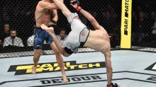 Zabit pelo cinturão e mais quatro lutas a casar pós-UFC Moscou