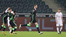 Foot - ALL - Bundesliga: Mönchengladbach tenu en échec par Wolfsburg