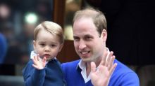 Prince George's Hair Grooming Secret