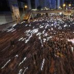 Hong Kong opposition movement largely without leaders
