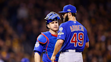 Cubs catcher Miguel Montero criticizes Jake Arrieta after giving up 7 stolen bases in latest ugly loss