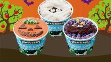 雪糕也變裝!日本 Ben & Jerry's 推出萬聖節限定杯裝雪糕,俏皮賣相叫人捨不得吃掉!