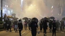 Hong Kong protests: ambulanceman arrested, suspended over attack on mainland Chinese tourist