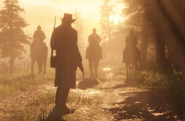 'Red Dead Redemption 2' is coming to PC on November 5th
