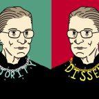 Ruth Bader Ginsburg's coded collars taught us that the little things matter