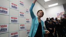 Warren keeps pummeling Bloomberg in Nevada. But is it too late for a comeback?