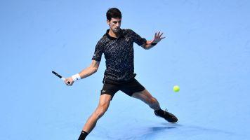 Sensational Djokovic marches into final