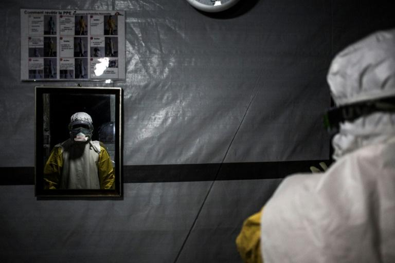 US approves Regeneron's antibody treatment for Ebola