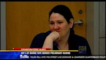 Day 5 of Marine wife murder preliminary hearing