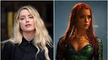 The petition to remove Amber Heard from Aquaman 2 now has over 1.5 million signatures