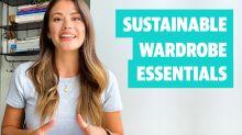 Sustainable wardrobe essentials