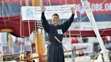 'UFO' off French coast: Japanese sailor Shiraishi eyes Vendee Globe win